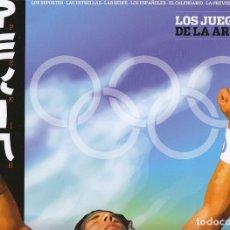 Colecionismo desportivo: GUÍA MARCA DE LOS JJ.OO. PEKÍN 2008. Lote 182180420