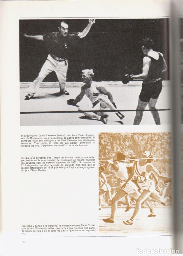 Coleccionismo deportivo: EL LIBRO DE LAS OLIMPIADAS - Foto 2 - 182181208