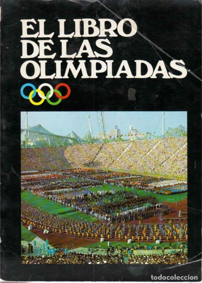 EL LIBRO DE LAS OLIMPIADAS (Coleccionismo Deportivo - Libros de Deportes - Otros)