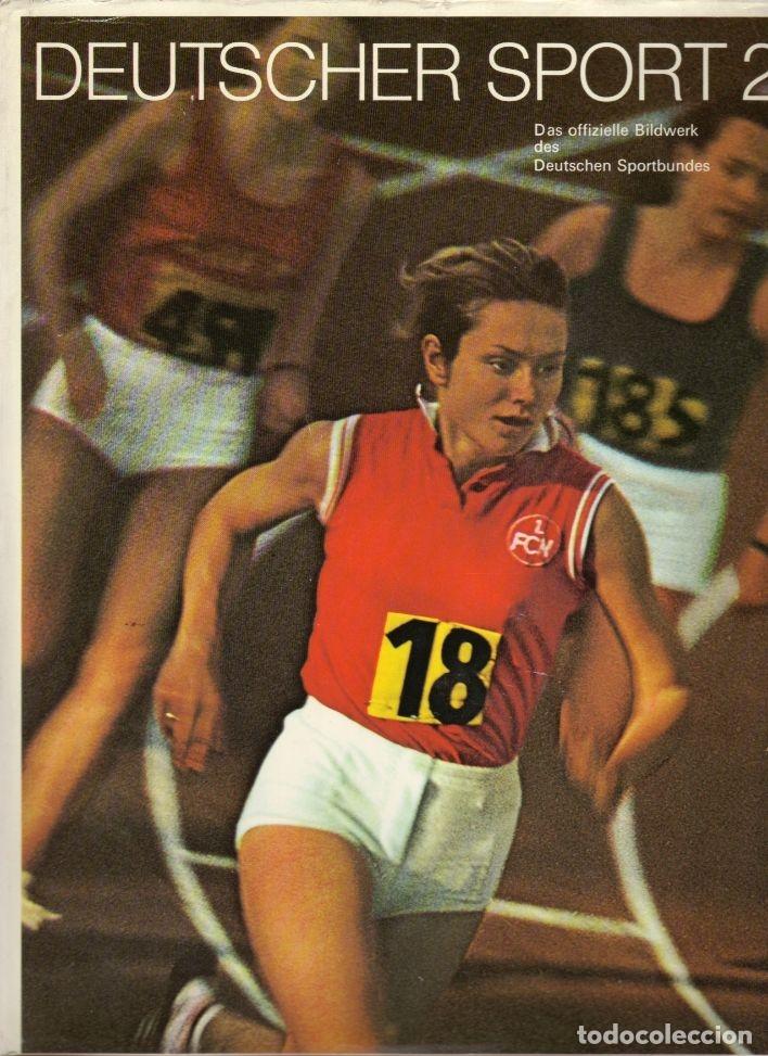 DEUTSCHER SPORT 2 (PROSPORT, 1971) (Coleccionismo Deportivo - Libros de Deportes - Otros)