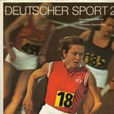 Coleccionismo deportivo: DEUTSCHER SPORT 2 (PROSPORT, 1971). Lote 182181382
