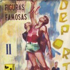 Coleccionismo deportivo: FIGURAS FAMOSAS DEL DEPORTES - II. Lote 182181718