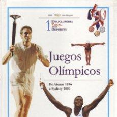 Coleccionismo deportivo: SPORT - ENCICLOPEDIA VISUAL DE LOS DEPORTES (8 TOMOS). Lote 182182063