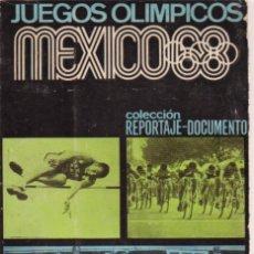 Coleccionismo deportivo: JUEGOS OLÍMPICOS MÉXICO 68 (ENCICLOPEDIA VASCA). Lote 182182651