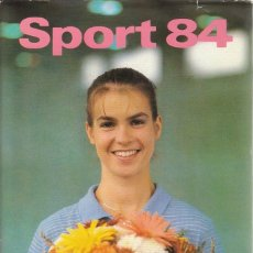 Coleccionismo deportivo: SPORT 84 (SPORTVERLAG BERLIN). Lote 182182941