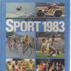 Coleccionismo deportivo: HET AANZIEN SPORT 1983. Lote 182183026