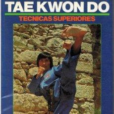 Coleccionismo deportivo: TAEKWONDO TECNICAS SUPERIORES LEE WON II. Lote 183274198