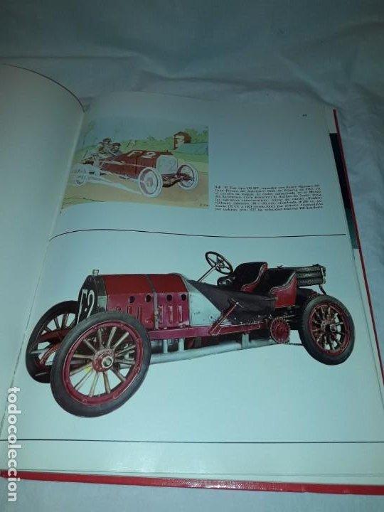 Coleccionismo deportivo: Autos de carreras Editorial Teide Ferruccio Bernabó Barcelona 1972 - Foto 12 - 183707582