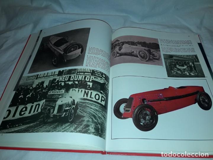 Coleccionismo deportivo: Autos de carreras Editorial Teide Ferruccio Bernabó Barcelona 1972 - Foto 14 - 183707582