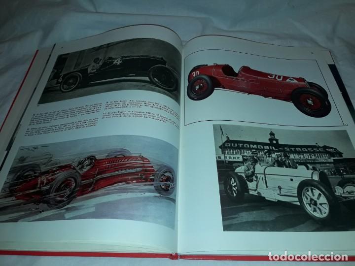 Coleccionismo deportivo: Autos de carreras Editorial Teide Ferruccio Bernabó Barcelona 1972 - Foto 15 - 183707582