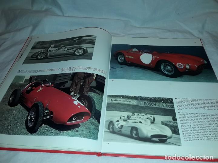 Coleccionismo deportivo: Autos de carreras Editorial Teide Ferruccio Bernabó Barcelona 1972 - Foto 17 - 183707582