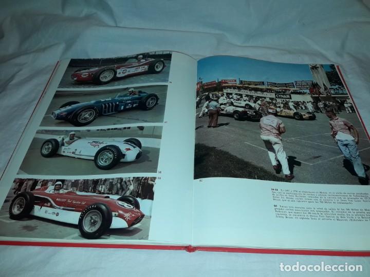 Coleccionismo deportivo: Autos de carreras Editorial Teide Ferruccio Bernabó Barcelona 1972 - Foto 18 - 183707582