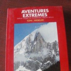 Coleccionismo deportivo: MONTAÑISMO ALPINISMO / AVENTURES EXTREMES / HIEBELER 1983 - SIN USAR - ENVIO GRATIS. Lote 184465948