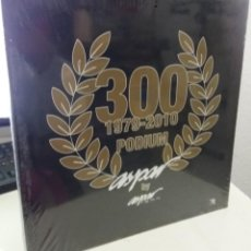 Collezionismo sportivo: 300 PODIUM 1979-2010 - ASPAR BY ASPAR / MUY ESCASO (PRECINTADO). Lote 184482380