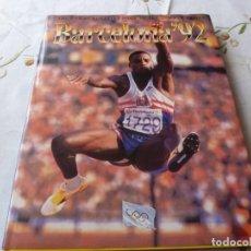 Collezionismo sportivo: (LLL) LIBRO-BARCELONA ' 92-EDICIÓN 1992 LAUSANNE(U.S.A.). Lote 186045950