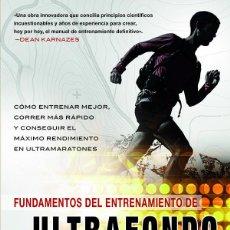 Coleccionismo deportivo: FUNDAMENTOS DEL ENTRENAMIENTO DE ULTRAFONDO - JASON KOOP. Lote 186353441
