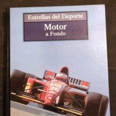 Coleccionismo deportivo: MOTOR A FONDO - ESTRELLAS DEL DEPORTE - GRUPO CORREO 1997. Lote 187145290