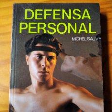 Coleccionismo deportivo: DEFENSA PERSONAL, MICHEL SAUVY - . Lote 187182672