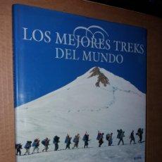 Coleccionismo deportivo: LOS MEJORES TREKS DEL MUNDO. Lote 187230601