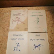 Coleccionismo deportivo: DELEGACIÓN NACIONAL DEL FRENTE DE JUVENTUDES. Lote 187285946