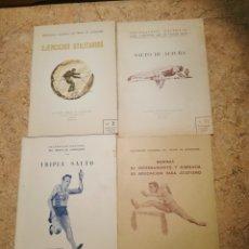 Coleccionismo deportivo: DELEGACIÓN NACIONAL DEL FRENTE DE JUVENTUDES. Lote 187287185