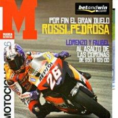 Coleccionismo deportivo: GUÍA MARCA MOTOCICLISMO 2006. Lote 187425202