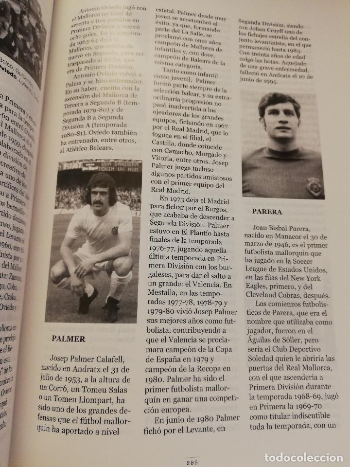 Coleccionismo deportivo: 1900 - 2000 CIEN AÑOS DE DEPORTE EN MALLORCA. UN SIGLO DE LEYENDA (CONSELL DE MALLORCA) - Foto 5 - 193237740