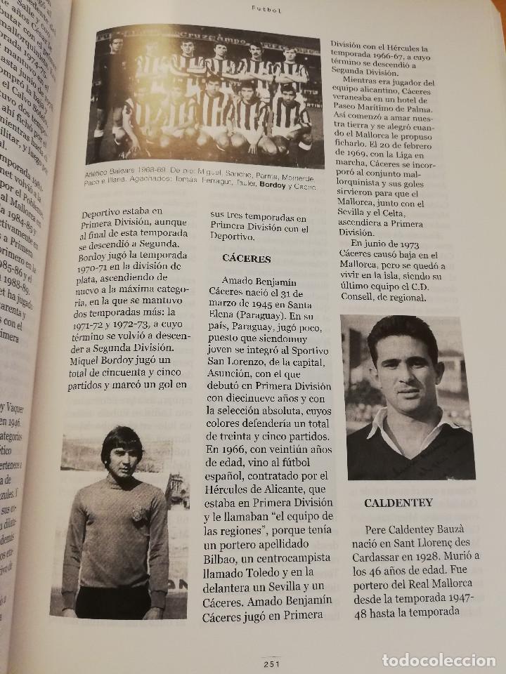 Coleccionismo deportivo: 1900 - 2000 CIEN AÑOS DE DEPORTE EN MALLORCA. UN SIGLO DE LEYENDA (CONSELL DE MALLORCA) - Foto 6 - 193237740
