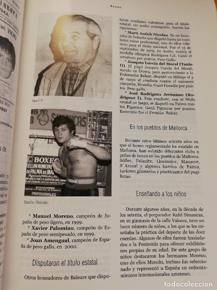 Coleccionismo deportivo: 1900 - 2000 CIEN AÑOS DE DEPORTE EN MALLORCA. UN SIGLO DE LEYENDA (CONSELL DE MALLORCA) - Foto 8 - 193237740