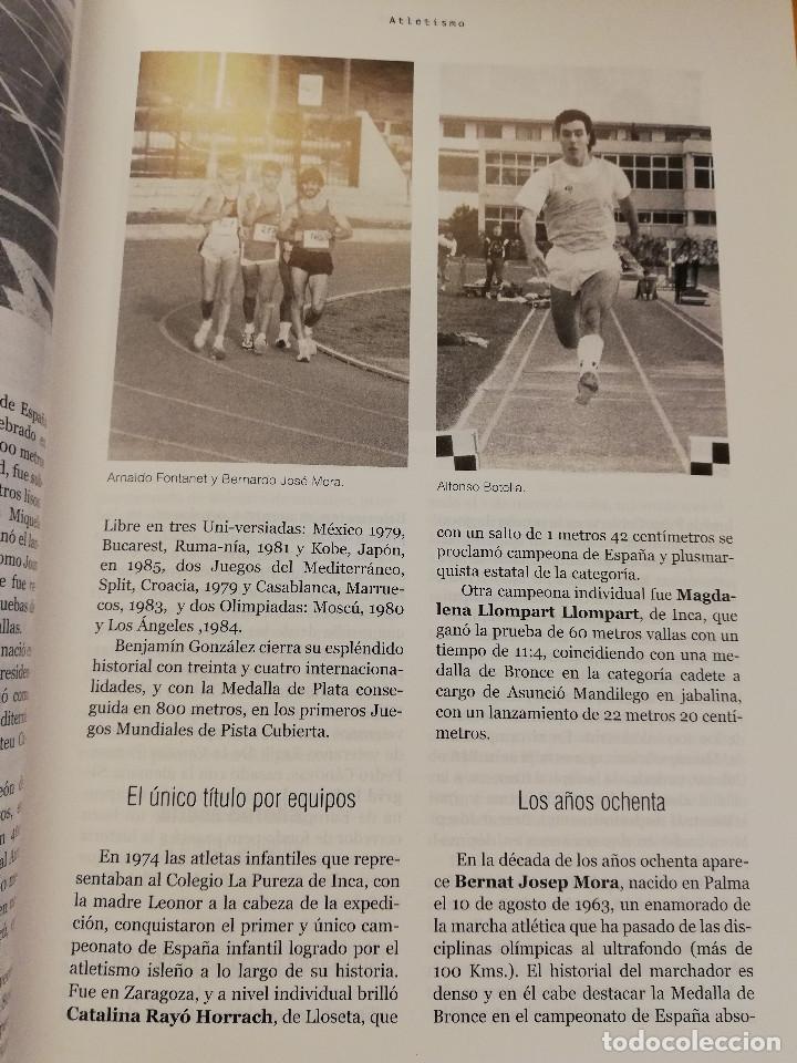Coleccionismo deportivo: 1900 - 2000 CIEN AÑOS DE DEPORTE EN MALLORCA. UN SIGLO DE LEYENDA (CONSELL DE MALLORCA) - Foto 12 - 193237740