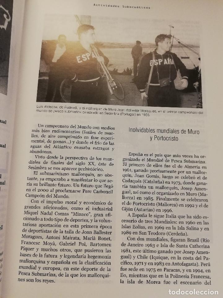 Coleccionismo deportivo: 1900 - 2000 CIEN AÑOS DE DEPORTE EN MALLORCA. UN SIGLO DE LEYENDA (CONSELL DE MALLORCA) - Foto 13 - 193237740