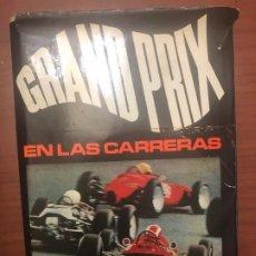 Coleccionismo deportivo: GRAND PRIX EN LAS CARRERAS - MICHAEL FREWIN - EDITORIAL BLUME. Lote 193869725