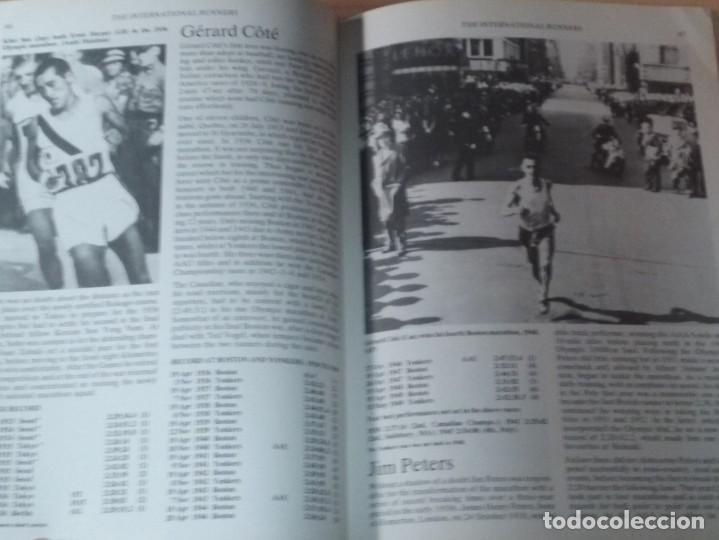 Coleccionismo deportivo: THE BOOK OF THE GUINNESS MARATHON - ROGER GYNN - Foto 8 - 194126412