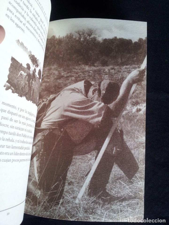 Coleccionismo deportivo: EMILIO JIMENEZ - LANCES EN SEPIA, FUNDAMENTOS MONTEROS - DEDICADO POR EL AUTOR - ALMUZARA 2006 - Foto 5 - 194263182
