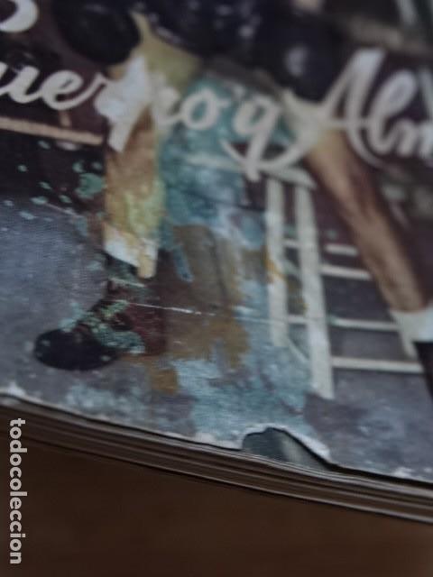 Coleccionismo deportivo: CUERPO Y ALMA. EL LIBRO DE LA PELÍCULA. WARWICK MANNON año 1952 boxeo - Foto 2 - 195127246