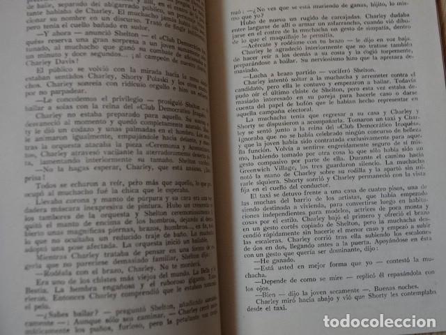 Coleccionismo deportivo: CUERPO Y ALMA. EL LIBRO DE LA PELÍCULA. WARWICK MANNON año 1952 boxeo - Foto 8 - 195127246