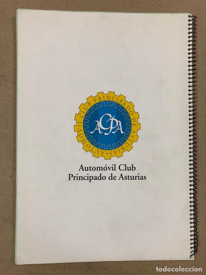 Coleccionismo deportivo: RALLYE PRINCIPE DE ASTURIAS, CIUDAD DE OVIEDO (2003). LIBRO DE CLASIFICACIONES. - Foto 7 - 196482520