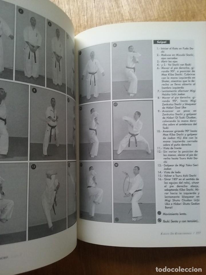 Coleccionismo deportivo: KARATE DO KYOKUSHINKAI, TECNICA SUPERIOR KATA KUMITE, VOLUMEN 2, ARMAND SANCHO, EDITORIAL ALAS, 2000 - Foto 2 - 197244858
