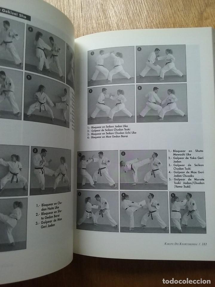 Coleccionismo deportivo: KARATE DO KYOKUSHINKAI, TECNICA SUPERIOR KATA KUMITE, VOLUMEN 2, ARMAND SANCHO, EDITORIAL ALAS, 2000 - Foto 3 - 197244858