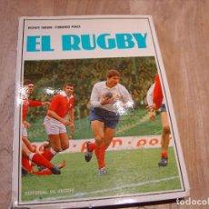 Collezionismo sportivo: EL RUGBY. VICENTE FABIANI - FERNANDO PENSA. EDITORIAL DE VECCHI. 1976. Lote 197463726