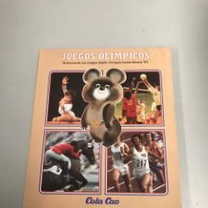 Coleccionismo deportivo: JUEGOS OLÍMPICOS. Lote 199062123