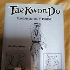 Coleccionismo deportivo: TAEKWONDO. Lote 199618917