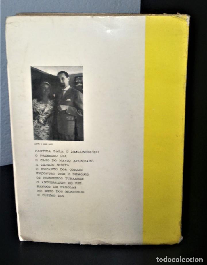 Coleccionismo deportivo: O Demónio do Mar Vermelho de Hans Hass - Foto 2 - 200856241