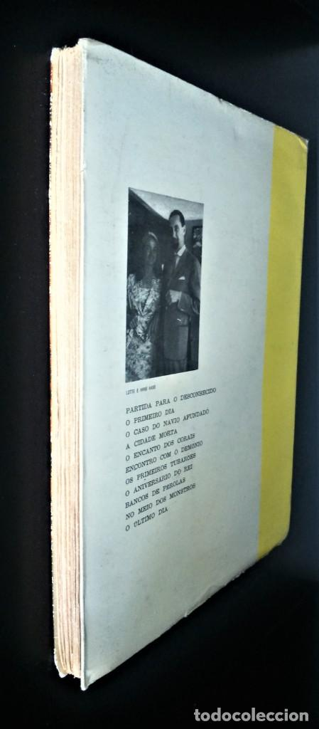 Coleccionismo deportivo: O Demónio do Mar Vermelho de Hans Hass - Foto 4 - 200856241
