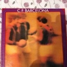 Collezionismo sportivo: (LLL)-LIBRO DE LAS SECCIONES DE`PORTIVAS DEL F.C. BARCELONA EN 1971. Lote 201594240