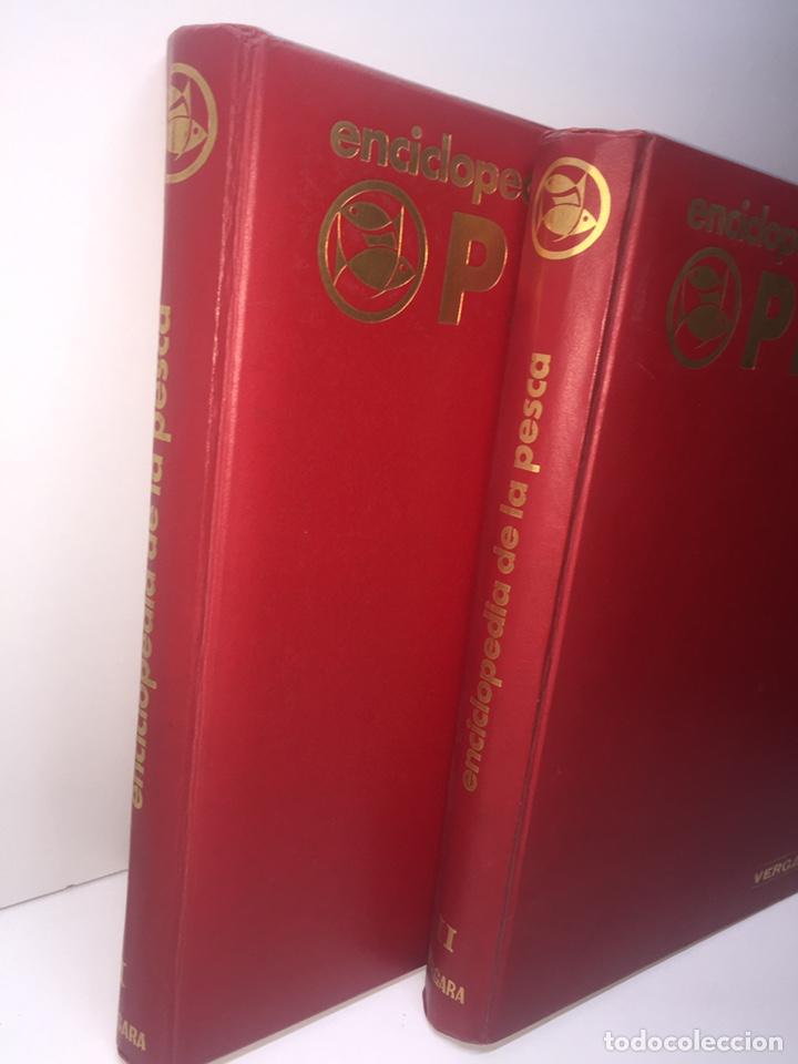 Coleccionismo deportivo: Enciclopedia de la Pesca - Foto 2 - 204474670