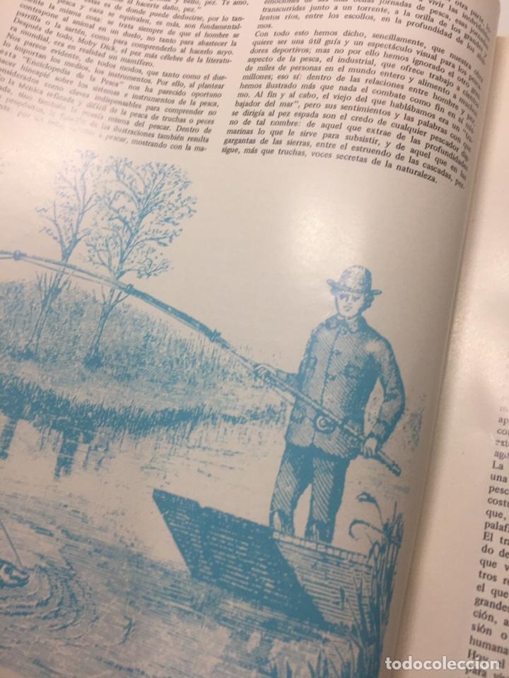Coleccionismo deportivo: Enciclopedia de la Pesca - Foto 14 - 204474670