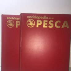 Coleccionismo deportivo: ENCICLOPEDIA DE LA PESCA. Lote 204474670