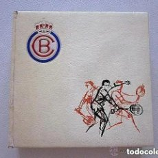 Coleccionismo deportivo: REAL CLUB DE TENIS DE BARCELONA 1899 - 75 ANIVERSARIO. Lote 205186876