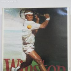 Coleccionismo deportivo: LIBRO WINSTON DEL TENIS. 500 AÑOS DE HISTORIA. - GIANNI CLERICI. - GTS, S.A. TDK197. Lote 206261387